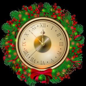 christmas_clock